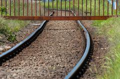 Railroad Stock Photos