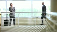 Professional Caucasian business male  Stock Footage