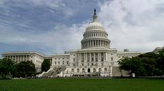 Capital Building - stock photo