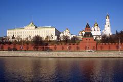 Stock Photo of wall, palace and cathedrals