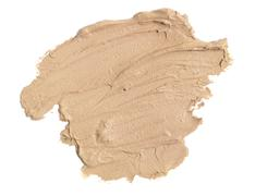 foundation sample - stock photo