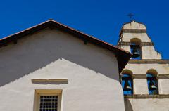 Stock Photo of san juan batista california mission