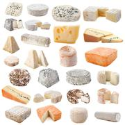 various cheeses - stock photo