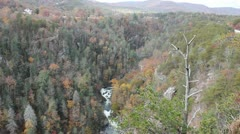 Tallulah Gorge #3 Stock Footage