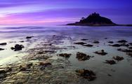 Stock Photo of st michaels mount