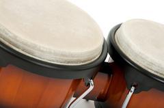 Lähikuva bongos Kuvituskuvat