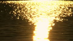 Golden Pond Stock Footage