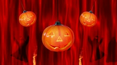 Hallowen Stock Footage