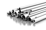Stock Photo of stell pipes