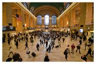 Stock Photo of Grand Central Station in NYC 1