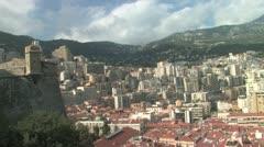 Monte Carlo Stock Footage
