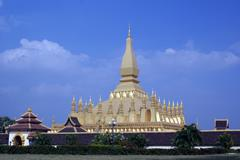 Stock Photo of that luang
