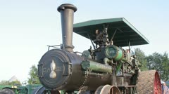 Steamer Idle - stock footage