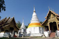 Phra singh Stock Photos