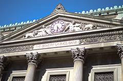 Bowery Bank - stock photo