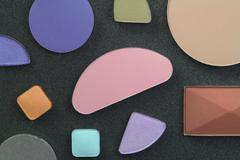 Stock Photo of cosmetic colors