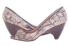 Woman high heels Stock Photos