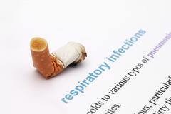 Respiratory infection Stock Photos
