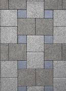 Stock Photo of abstract stone pattern in grey and blue