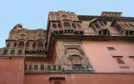 Stock Photo of building in bikaner