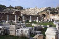 Stock Photo of teathre i arphrodisias