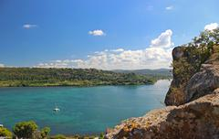 Stock Photo of lagoon