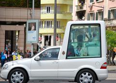 Pope benedict xvi Stock Photos