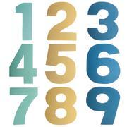 Numerot Kuvituskuvat