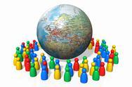 Globalization Stock Illustration
