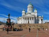 Stock Photo of Senate Square, Helsinki, Finland