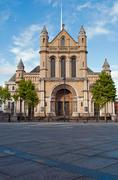 saint anne's cathedral - stock photo