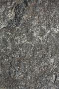 granite texture, black variety - stock photo