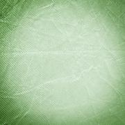 creased green fabric background - stock illustration