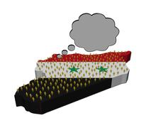 Stock Illustration of thoughts of syrian population on map flag illustration