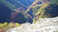 Rhodope Mountains - stock footage