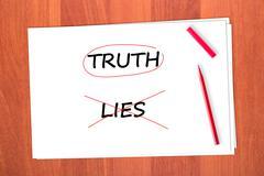 Truth Stock Photos