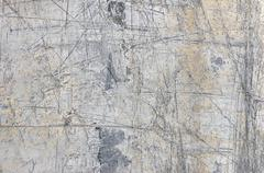 gray abstract acrylic background - stock photo