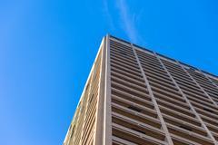 arkkitehtoninen nurkka yksityiskohta - stock photo