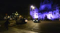 Royal courts of justice, London Stock Footage