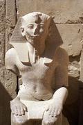 pharaoh - stock photo