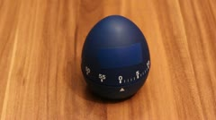 Timer egg Stock Footage