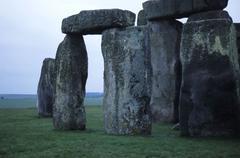 Stone henge Stock Photos