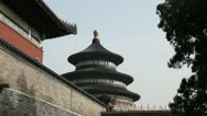 Stock Video Footage of Tiantan, The Temple of Heaven in Beijing, China, Chinese Religious Complex