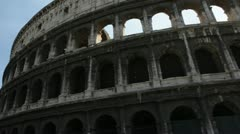 Colosseum in Rome - stock footage