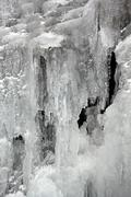 Wintery ice Stock Photos