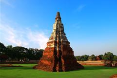 Buddhist pagoda. Stock Photos