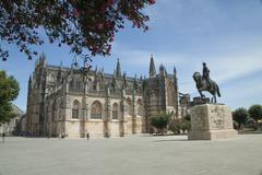 Monastery batalha, portugal Stock Photos
