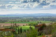 Stock Photo of italian rural landscape