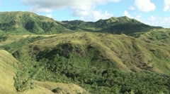 Mountain tropical jungle Stock Footage