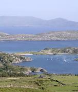 South-West coast of Ireland - stock photo